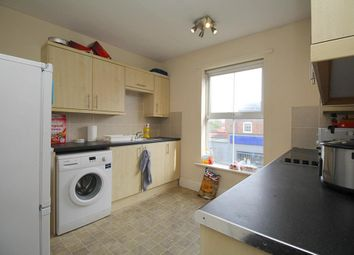 Thumbnail 2 bed maisonette to rent in Ashby Road, Loughborough