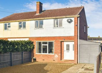 Thumbnail 3 bed semi-detached house for sale in Buchanan Road, Upper Arncott, Bicester