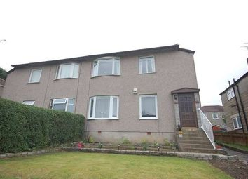 Thumbnail 3 bedroom flat for sale in 130 Croftwood Avenue, Croftfoot, Glasgow