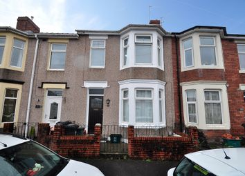 Thumbnail 3 bed terraced house for sale in Cumberland Road, Newport