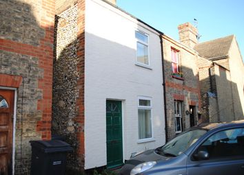 Thumbnail 2 bed end terrace house to rent in Park Cottages, Newmarket