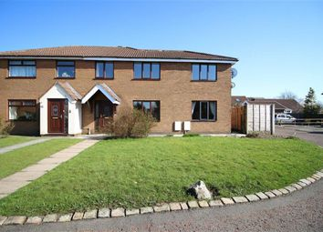 Thumbnail 4 bed semi-detached house for sale in Calder Avenue, Longridge, Preston