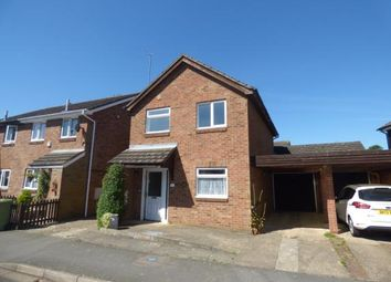 Thumbnail 3 bed link-detached house for sale in Milton Drive, Newport Pagnell, Milton Keynes, Bucks