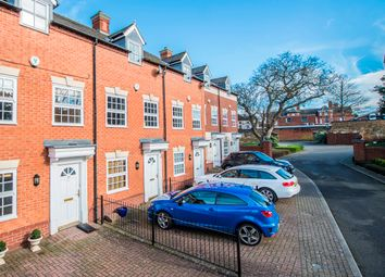 Thumbnail 3 bed town house for sale in Heritage Court, Kettering