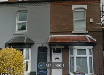 Thumbnail 4 bed terraced house to rent in Addison Road, Birmingham