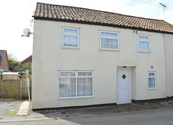 Thumbnail 2 bed semi-detached house for sale in Chalk Hill, Great Cressingham, Thetford