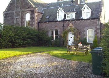 Thumbnail 2 bed cottage to rent in Rectory Road, Crieff