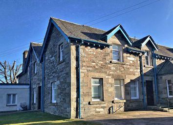 Thumbnail 2 bed flat for sale in Taybridge Road, Aberfeldy