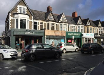 Thumbnail Retail premises for sale in 87 Albany Road, Cardiff