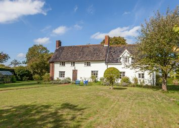 Thumbnail 3 bed detached house for sale in St. Michael South Elmham, Bungay