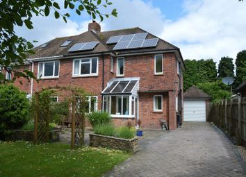 Thumbnail 3 bed semi-detached house for sale in Wincombe Lane, Shaftesbury