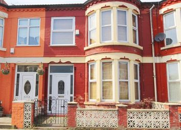 Thumbnail 3 bed terraced house for sale in Podium Road, Old Swan, Liverpool