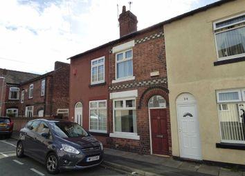 Thumbnail 2 bedroom terraced house for sale in Bowden Street, Burslem, Stoke-On-Trent