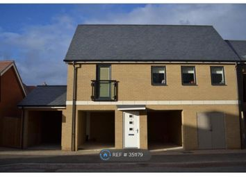 Thumbnail 2 bed flat to rent in Britten Place, Biggleswade