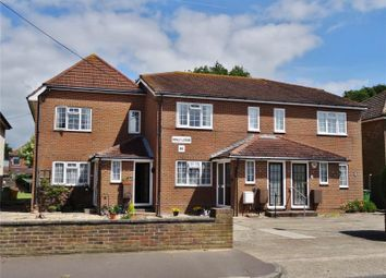 Thumbnail 2 bedroom flat for sale in St Lawrence Avenue, Tarring, Worthing
