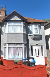 Thumbnail 4 bed semi-detached house to rent in Kingsmead Avenue, London