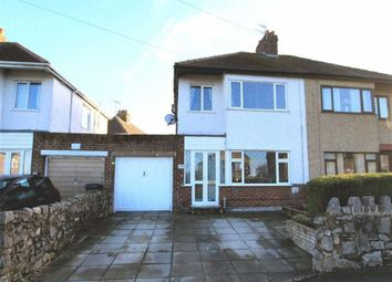 Thumbnail 3 bed semi-detached house for sale in Pen Y Maes Road, Holywell, Flintshire