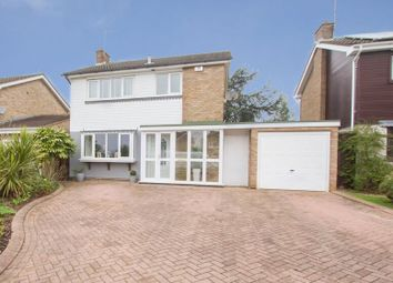 Thumbnail 3 bed detached house for sale in Park Rise, Leicester