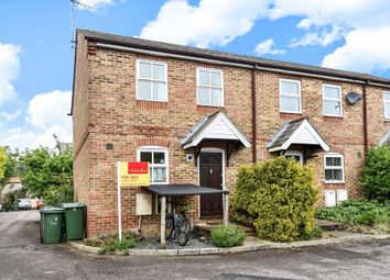 Thumbnail 2 bed end terrace house for sale in Galpin Close, Oxford