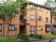 Thumbnail 1 bed flat to rent in Candleford Road, Withington
