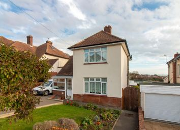 Thumbnail 3 bed detached house for sale in Dover Road, Folkestone