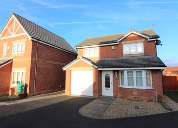 Thumbnail 3 bed detached house for sale in Kingfisher Way, Fleetwood, Lancashire