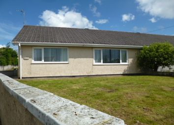 Thumbnail 2 bed bungalow to rent in Bethel Road, Boscoppa, St. Austell