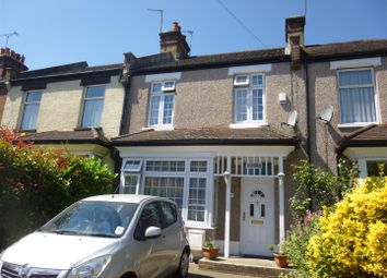 Thumbnail 4 bed terraced house to rent in Wellington Road, Enfield