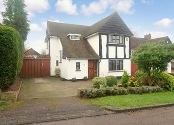Thumbnail 3 bed detached house for sale in Stagbury Close, Chipstead, Coulsdon