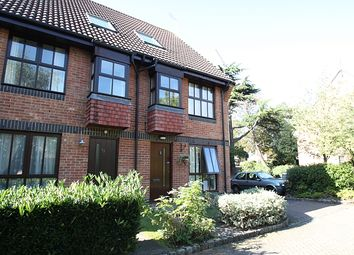 Thumbnail 1 bed flat to rent in Badgers Close, Woking