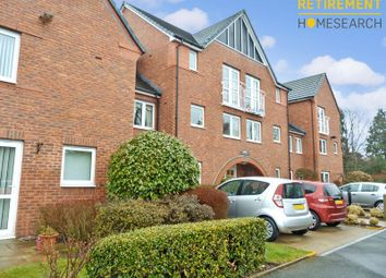 Thumbnail 2 bed flat for sale in Wright Court, Nantwich