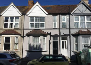 Thumbnail 3 bed terraced house for sale in Leopold Road, Bexhill-On-Sea