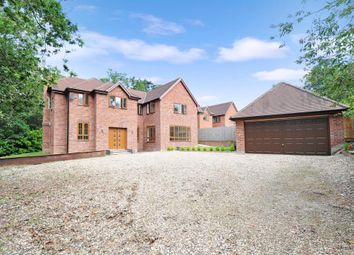 Thumbnail 5 bed detached house to rent in Cold Ash, Berkshire