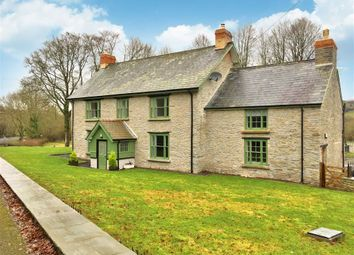 Thumbnail 5 bed detached house to rent in Hay Road, Builth Wells, Builth Wells, Powys