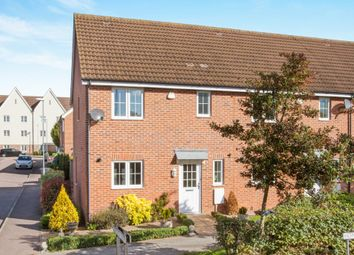 Thumbnail 3 bed end terrace house for sale in Honey Road, Little Canfield, Dunmow