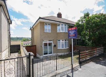 Thumbnail 3 bed semi-detached house for sale in Brighton Crescent, Bristol
