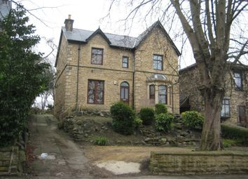 Thumbnail 5 bed detached house to rent in Crescent Road, Sheffield
