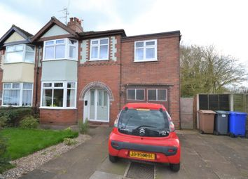 Thumbnail 4 bed semi-detached house for sale in Riverside Road, Stoke-On-Trent