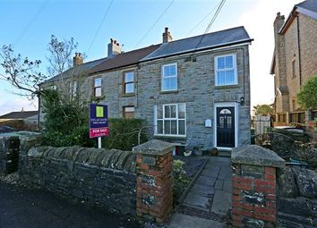 Thumbnail 3 bed cottage for sale in Llantrisant Road, Penycoedcae, Pontypridd