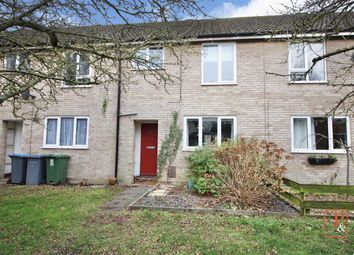 Thumbnail 3 bed terraced house for sale in Coopers Road, Martlesham Heath, Ipswich