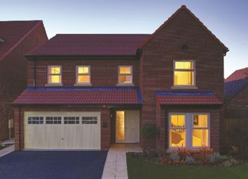 Thumbnail 4 bed detached house for sale in Lf Cambridge Road, Whetstone, Leicester