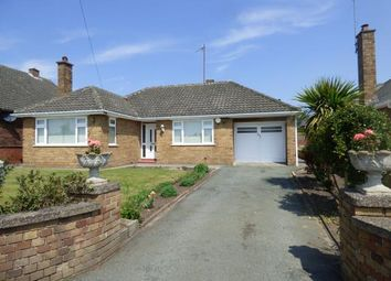 Thumbnail 2 bed bungalow for sale in Sandbach Road, Church Lawton, Cheshire
