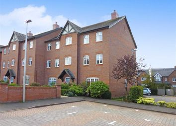 Thumbnail 3 bed flat for sale in Newhaven Court, Nantwich