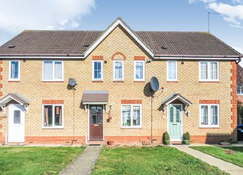 2 bed terraced house for sale in Barnet Close, Buckingham Fields, Northampton NN4