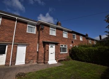 Thumbnail 3 bed terraced house for sale in Oakfield Road, Bromborough, Wirral