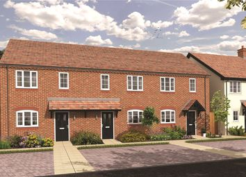 Thumbnail 2 bed end terrace house for sale in The Murfield, The Green, Bransford, Worcester, Worcestershire
