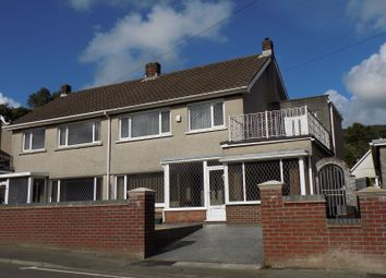 Thumbnail 4 bed semi-detached house for sale in Willow Way, Baglan, Port Talbot, Neath Port Talbot.