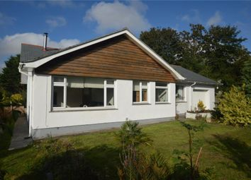 Thumbnail 4 bed detached bungalow for sale in Penventon View, Helston, Cornwall
