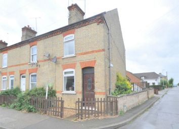 Thumbnail 2 bed end terrace house for sale in Field Road, Ramsey, Huntingdon, Cambridgeshire