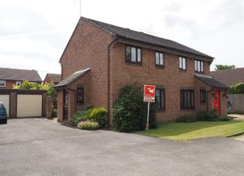 Thumbnail 3 bed semi-detached house for sale in Ringrose Close, Newark